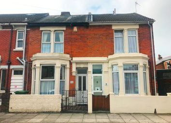 Thumbnail 4 bed property to rent in Delamere Road, Southsea