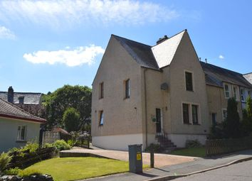Thumbnail 3 bed end terrace house for sale in Braehead, Langholm