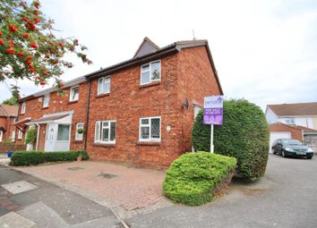 Thumbnail 1 bed end terrace house for sale in Lidiard Gardens, Southsea