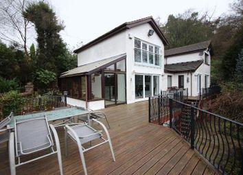 Thumbnail 4 bed detached house to rent in Rudyard, Leek