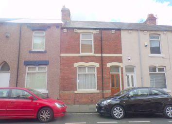 Thumbnail 3 bedroom terraced house for sale in Furness Street, Hartlepool