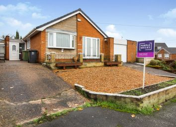 Thumbnail 2 bed detached bungalow for sale in Valley Road, Bolsover