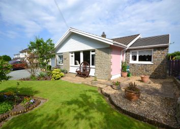 Thumbnail 3 bed detached bungalow for sale in Penrhiwgaled Lane, Cross Inn, Llandysul
