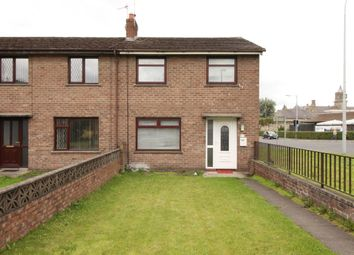 Thumbnail 3 bedroom terraced house for sale in Circular Road, Comber, Newtownards