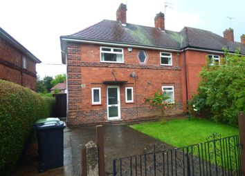 Thumbnail 4 bed terraced house to rent in Boundary Road, Beeston, Nottingham