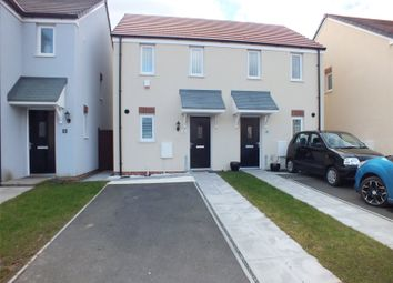 Thumbnail 2 bedroom terraced house for sale in Gleneagles Close, Hubberston, Milford Haven