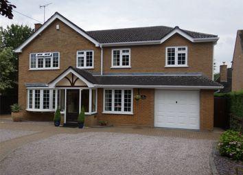 Thumbnail 5 bed detached house for sale in Peterborough Road, Castor, Peterborough, Cambridgeshire
