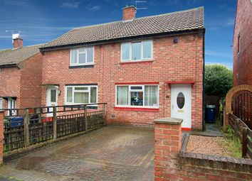 Thumbnail 2 bed semi-detached house for sale in Norton Road, Sunderland