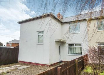 Thumbnail 2 bed semi-detached house for sale in Sixth Avenue, Blyth