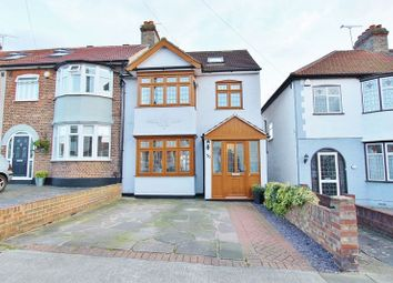 Thumbnail 4 bedroom terraced house for sale in Marshalls Drive, Romford
