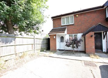 Thumbnail 2 bed end terrace house for sale in Broster Gardens, London