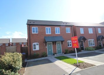 Thumbnail 2 bed property to rent in Sutton Crescent, Barton Under Needwood, Burton Upon Trent, Staffordshire