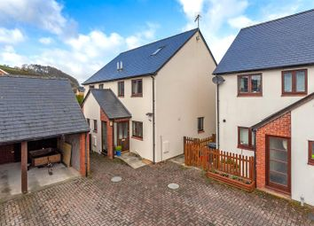 Thumbnail 3 bed semi-detached house for sale in Noble Court, Knighton