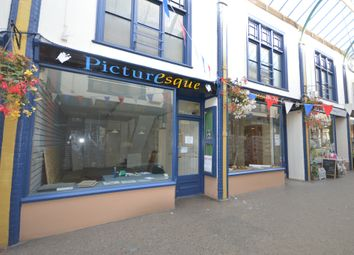 Thumbnail Commercial property to let in The Arcade, Fore Street, Okehampton