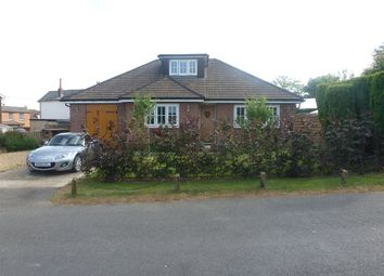 Thumbnail 3 bed detached bungalow for sale in Maddoxford Lane, Botley, Southampton
