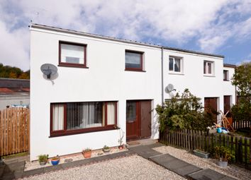 Thumbnail 3 bedroom end terrace house for sale in Priory Hill, Coldstream
