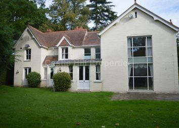 Thumbnail Detached house to rent in Priory Road, Ascot, Berkshire.