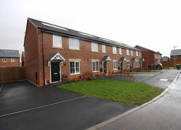Thumbnail 2 bedroom end terrace house for sale in Oxbridge Road, Cottam, Preston