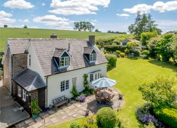 Thumbnail 3 bed detached house for sale in Argoed, Clun, Shropshire