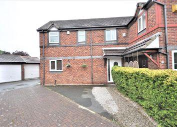 Thumbnail 3 bed semi-detached house for sale in Ferndale Close, Freckleton, Preston, Lancashire