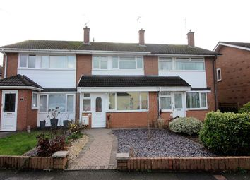 Thumbnail 3 bed terraced house for sale in Pettingale Road, Croesyceiliog, Cwmbran