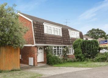 Thumbnail 3 bedroom semi-detached house for sale in Kingsdown Close, Earley, Reading