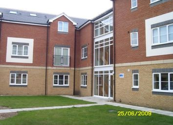 Thumbnail 2 bed flat to rent in Rothwell Road, Kettering
