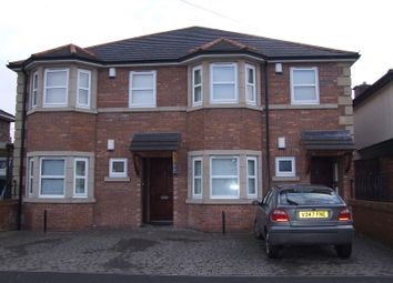 Thumbnail 1 bedroom flat to rent in Waldegrave Court, Waldegrave Road, Carlisle