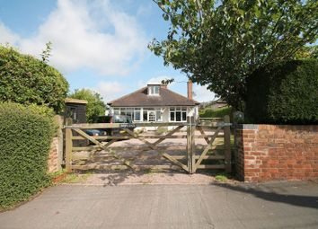 Thumbnail 3 bed detached bungalow for sale in Market Drayton Road, Loggerheads, Market Drayton