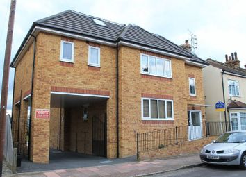 Thumbnail 1 bed flat to rent in Charles Street, Greenhithe
