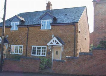 Thumbnail 3 bed semi-detached house for sale in Nortoft, Guilsborough, Northants
