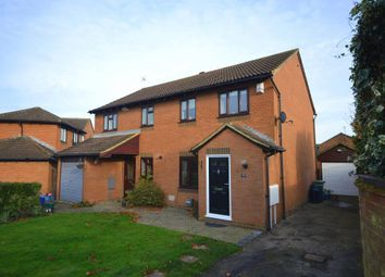 Thumbnail 3 bed semi-detached house for sale in Hampton, Great Holm, Milton Keynes, Buckinghamshire
