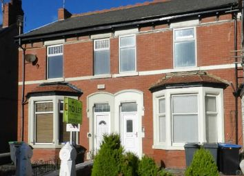 Thumbnail 1 bed flat to rent in Shaftesbury Avenue, North Shore, Blackpool