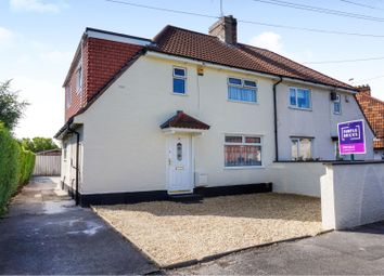 Thumbnail 3 bed semi-detached house for sale in The Square, Knowle Park