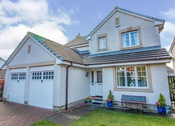 Thumbnail 4 bed detached house for sale in Kirkcroft Brae, Liff, Dundee, Angus