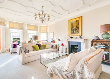 Thumbnail 4 bed flat to rent in Oakwood Court, Kensington, London