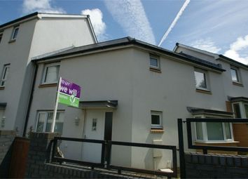 Thumbnail 3 bed terraced house to rent in Phoebe Road, Copper Quarter, Swansea