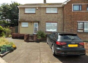 Thumbnail 1 bed semi-detached house for sale in Albatross Avenue, Rochester