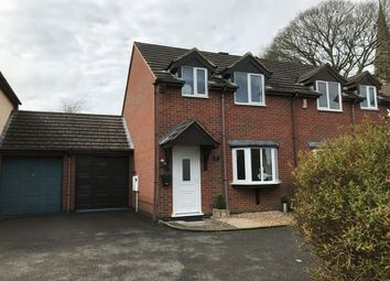 Thumbnail 3 bedroom semi-detached house to rent in High Street, Stoke Golding, Nuneaton