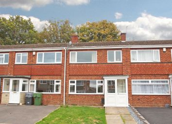 Thumbnail 3 bed terraced house for sale in Greendale Close, Catshill, Bromsgrove