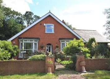Thumbnail 4 bed detached house for sale in Strubby, Alford