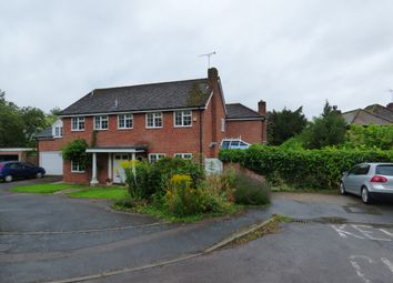 Thumbnail 5 bed detached house to rent in Littleworth Hill, Wantage