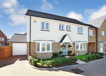 Thumbnail 4 bed link-detached house for sale in Briar Lane, Hoo, Rochester, Kent