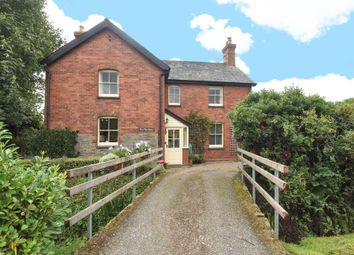 Thumbnail 3 bed detached house for sale in Hay On Wye 6 Miles, West Herefordshire