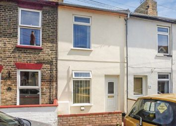 Thumbnail 2 bedroom terraced house for sale in Summer Road, Lowestoft