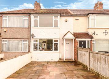 Thumbnail 3 bed terraced house for sale in Lynhurst Crescent, Uxbridge, Middlesex
