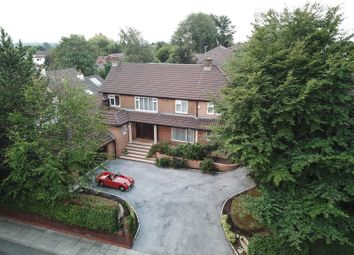 Thumbnail 5 bed detached house for sale in Ringley Road, Whitefield, Manchester