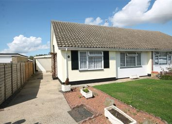 Thumbnail 2 bed semi-detached bungalow for sale in Sadlers Close, Kirby Cross, Frinton-On-Sea