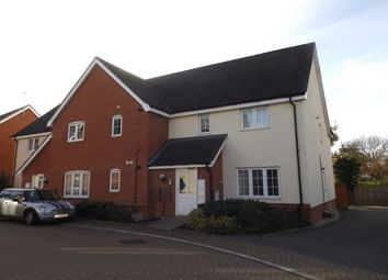 Thumbnail 2 bedroom flat to rent in South Wootton, King's Lynn