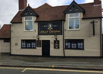 Thumbnail Pub/bar for sale in T/A The Jolly Crispin, Dudley